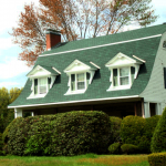 Dutch Colonial Roof and Siding Restoration