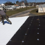 TPO (thermoplastic) Roof