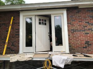 Door Installation After (Millbury, MA)